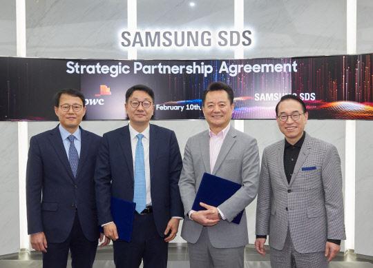 삼성SDS-PwC컨설팅, AI로 기업혁신 지원